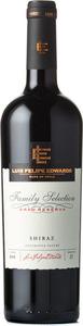 Luis Felipe Edwards Family Selection Gran Reserva Shiraz 2014 Bottle