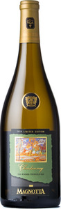 Magnotta Chardonnay Limited Edition 2014, VQA Niagara Peninsula Bottle