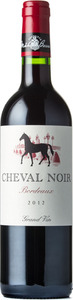 Mahler Besse Cheval Noir Bordeaux 2012 Bottle