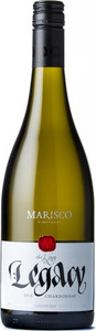Marisco The King's Legacy Chardonnay 2013 Bottle