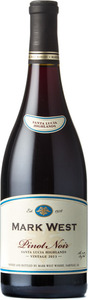 Mark West Santa Lucia Highlands Pinot Noir 2013 Bottle