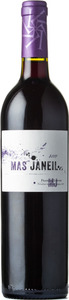 Mas Janeil Côtes Du Roussillon Villages 2009, Ac Bottle