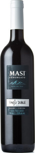 Masi Tupungato Passo Doble Malbec Corvina 2012, Mendoza Bottle
