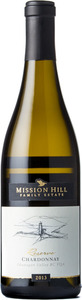 Mission Hill Reserve Chardonnay 2013, Okanagan Valley Bottle