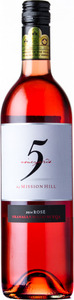 Mission Hill Five Vineyards Rosé 2014, Okanagan Valley Bottle