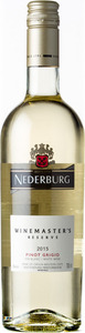 Nederburg Pinot Grigio 2015 Bottle