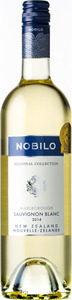 Nobilo Regional Collection Sauvignon Blanc 2014, Marlborough Bottle