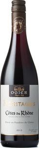 Ogier Héritages Côtes Du Rhône 2013 Bottle