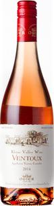 Ogier Ventoux Rosé 2014 Bottle