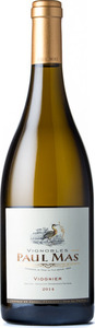 Domianes Paul Mas Viognier 2014,  Vin De Pays D'oc Bottle