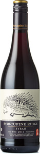 Porcupine Ridge Syrah 2014, Swartland Bottle