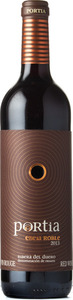Portia Ebeia Roble 2013, Ribera Del Duero Bottle