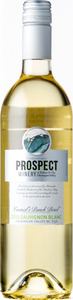 Prospect Council's Punch Bowl Sauvignon Blanc 2013, BC VQA British Columbia Bottle