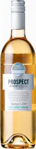 Prospect Winery Ogopogo's Lair Pinot Grigio 2013, BC VQA Okanagan Valley Bottle