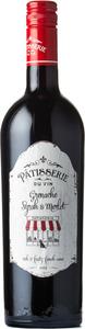 Pâtisserie Du Vin Grenache Syrah Merlot 2013, L'herault Bottle