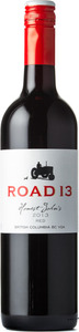 Road 13 Honest John's Red 2013, BC VQA British Columbia Bottle