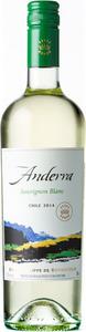 Anderra Sauvignon Blanc 2014 Bottle