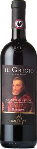 San Felice Il Grigio Chianti Classico Riserva 2011, Docg Bottle
