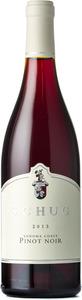 Schug Pinot Noir Sonoma Coast 2013, Sonoma Coast Bottle