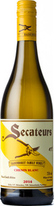 Secateurs Badenhorst Chenin Blanc 2014 Bottle