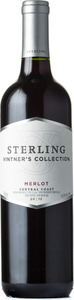 Sterling Vintner's Collection Merlot 2012, Central Coast, California Bottle