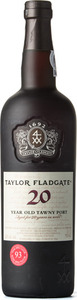 Taylor Fladgate 20 Year Old Tawny Port Bottle