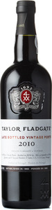 Taylor Fladgate Late Bottled Vintage 2010, Douro Superior Bottle