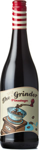 The Grinder Pinotage 2013 Bottle