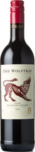 The Wolftrap Syrah Mourvedre Viognier 2014, Western Cape Bottle