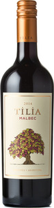 Tilia Malbec 2014, Mendoza Bottle