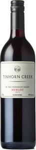 Tinhorn Creek Merlot 2013, Okanagan Valley Bottle