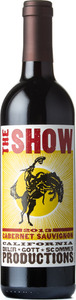 The Show Cabernet Sauvignon 2013, California Bottle