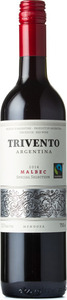 Trivento Fairtrade Malbec 2014 Bottle
