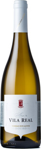Vila Real Vinhas Dos Altos White 2012 Bottle