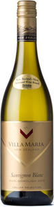 Villa Maria Cellar Selection Sauvignon Blanc 2015, Marlborough, South Island Bottle