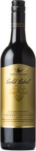 Wolf Blass Gold Label Cabernet Sauvignon 2013, Coonawarra, South Australia Bottle