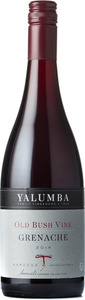 Yalumba Bush Vine Grenache 2014, Barossa Valley, South Australia Bottle