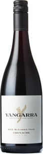 Yangarra Vineyards Old Vine Granache 2013, Mclaren Vale Bottle