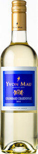 Yvon Mau Colombard Chardonnay 2014, Vin De Pay Bottle