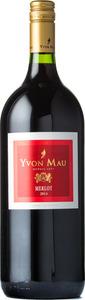 Yvon Mau Merlot 2014, Vin De Pays De L' Aude Bottle