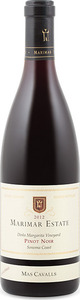 Marimar Estate Mas Cavalls Pinot Noir 2012, Doña Margarita Vineyard, Sonoma Coast Bottle