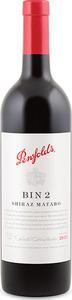 Penfolds Bin 2 Shiraz Mataro 2013 Bottle