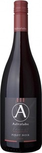 Astrolabe Voyage Pinot Noir 2009, Marlborough, South Island Bottle