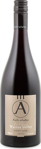 Astrolabe Valleys Wairau Valley Pinot Noir 2011 Bottle