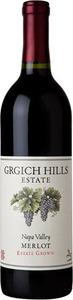 Grgich Hills Estate Merlot 2009, Napa Valley, Biodynamic Bottle