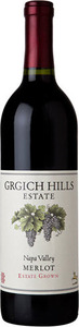 Grgich Hills Estate Merlot 2007, Napa Valley, Biodynamic Bottle