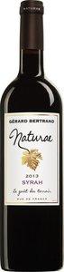 Gérard Bertrand Naturae Syrah 2014, Pays D'oc Bottle