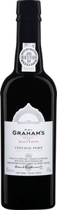 Graham's Quinta Dos Malvedos Vintage Port 2004, Dop (375ml) Bottle