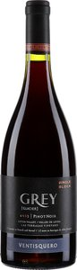 Ventisquero Pinot Noir Grey Single Block Bottle