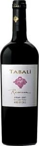 Tabali Reserva Syrah 2010, Limari Valley Bottle